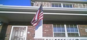 Ways to Display a Yard Flag